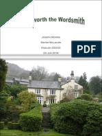 wordsworth portfolio - final draft