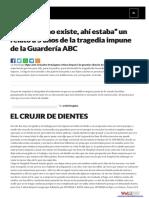 Psicologa Guarderia ABC - Relato