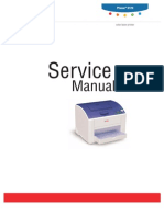 Xerox Phaser 6120 Service Manual