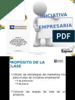 Sesión 12 El Plan de Iniciativa Empresarial - Analisis de La Comercialización Ciclo 2 de 2