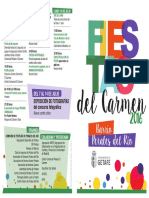 Programa de Fiestas 2