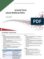 pdf - organics social media and kol report