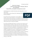 Conference Announcement - Anuncio Del Coloquio