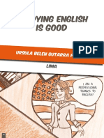 Studying English is Good