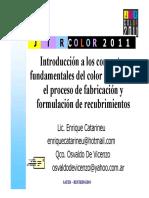 Curso Color a- JTR 2011