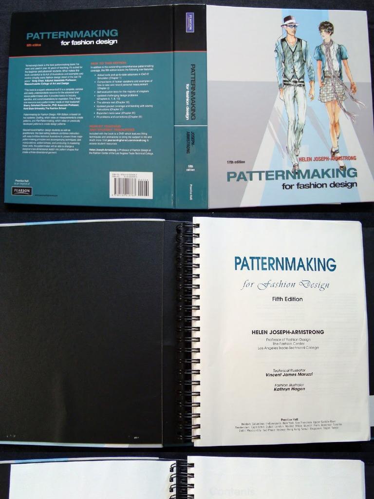Pattern Making For Fashion Design By Helen Joseph Pdf