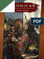 Crônicas RPG - Guias e Fichas