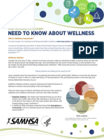 what individuals in recovery need to know about wellness