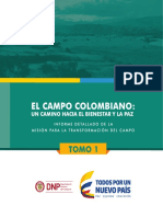 TOMO 1. Informe Misión Rural