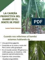 La Cadena Productiva Del Bambú en El Norte de Perú