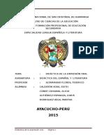 Altamirano_ Didactica de La Expresion Oral