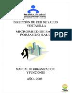Mof-microrred Forjando Salud