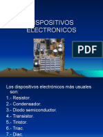 DISPOSITIVOS ELECTRONICOS