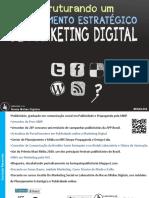 Planejamento estrategico em Mkt Digital