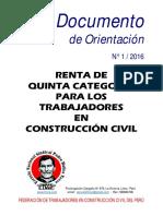 RentaQuintaCategoria_2016