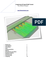 Simple beginning 3D OpenFOAM Tutorial.pdf