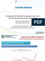 Ppt a DNP Brechas Valle Oct 17-2014 (1)