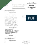Snyder v. Snyder, 139 F.3d 912, 10th Cir. (1998)