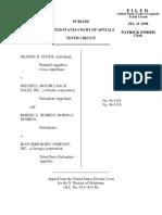 Suiter v. Mitchell Motor, 10th Cir. (1998)