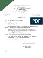 American Stores v. CIR, 170 F.3d 1267, 10th Cir. (1999)