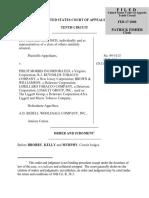 Hise v. Philip Morris, 10th Cir. (2000)
