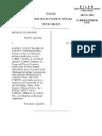 Erikson v. Pawnee Cnty B.C.C., 263 F.3d 1151, 10th Cir. (2001)