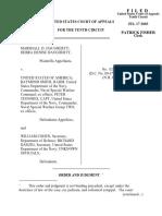 Daugherty v. United States, 10th Cir. (2003)