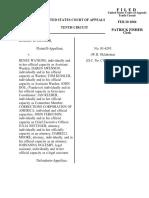 Ziegler v. Watkins, 10th Cir. (2004)
