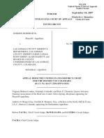 Robertson v. Las Animas County Sheriff's Dept., 500 F.3d 1185, 10th Cir. (2007)