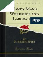 Handy Mans Workshop and Laboratory 1000025449