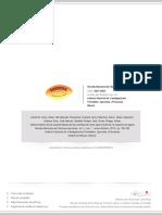 Determinación de Las Características de Las Cuchillas de Corte Para Mecanizar La Cosecha de Agave