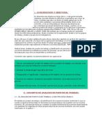 AULA FACIL Análisis de Cargos