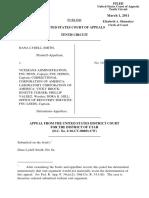 Smith v. Veterans Admin., 636 F.3d 1306, 10th Cir. (2011)