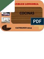 CATALOGOS COCINAS 2014