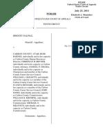 Dalpiaz v. Carbon County, Utah, 10th Cir. (2014)