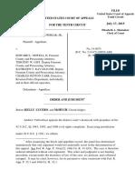 Yellowbear v. Newell, 10th Cir. (2015)