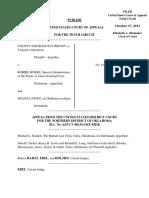 Colony Insurance Co. v. Burke, 10th Cir. (2012)