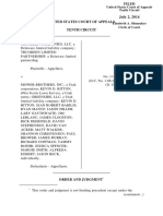 TruGreen Companies v. Mower Brothers, 10th Cir. (2014)