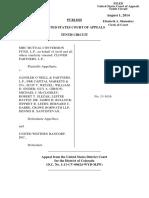 MHC Mutual Conversion Fund v. Sandler O'Neill & Partners, 10th Cir. (2014)