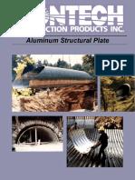 Aluminium Stryctural Plate