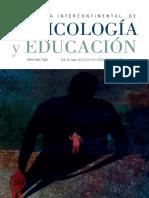 Revista Intercontinental de Psicología y Educación Vol. 17, núm. 2