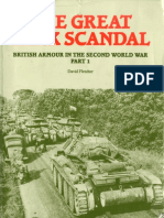 62195622 the Great Tank Scandal British Armour in the WWII Part 1