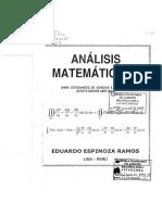 Analisis Matematico III Espinoza