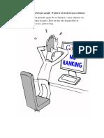 Como Otimizar Seu Blog No Google - 8 Pilares Necessários Para Otimizar