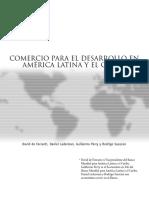 Comercio Para El Desarrollo en America Latina y El Caribe (1)