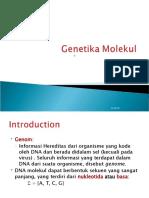 genetik molekular