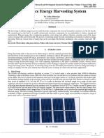 Multisource Energy Harvesting System