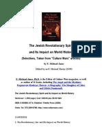Jones Eugene Michael - The Jewish Revolutionary Spirit and Its Impact on World History - Selections