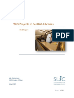 WiFi Project Final Report Submited by Ash_V