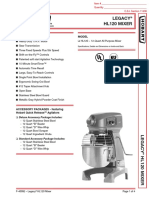Mixer Hobart HL 120 - batedeira.pdf